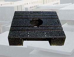 precision granite machine bases